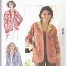 Kwik Sew Sewing Pattern 3428 Misses Sizes XS-XL (approx 6-22) Reversible Jackets