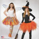 Simplicity Sewing Pattern S0686 0686 Misses Sizes One Size Tutu Tulle Ribbon Costumes