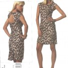 Vogue Sewing Pattern 1161 Misses Size 6-12 Rachel Comey Sleeveless Straight Lined Dress