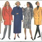 Butterick Sewing Pattern 5654 Misses Size 8-12 Easy Classic Double Breasted Short Long Coat