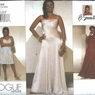 Vogue Sewing Pattern 2656 V2656 Misses Size 12-14-16 Wedding Bridal Dress Formal Gown B. Smith