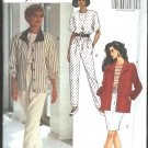 Butterick Sewing Pattern 5914 Misses Size 6-10 Easy Wardrobe Jacket Top Straight Skirt Pants