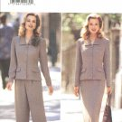 Butterick Sewing Pattern B4189 4189 Misses Size 6-10 Easy Jacket Straight Skirt Long Pants Suit
