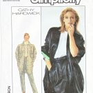 Simplicity Sewing Pattern 8382 Misses Size 10-14 Cathy Hardwick Skirt Pants Oversized Unlined Jacket