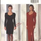 Butterick Sewing Pattern 6555 Misses Size 18-22  Easy Formal Evening Gown Short Long Dress