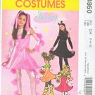 McCall's Sewing Pattern 4950 M4950 Girls Size 7-10 Costumes Cat Pumpkin Strawberry Sci-Fi