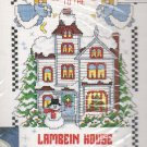 Designs For the Needle Celebrating Christmas Counted Cross Stitch Kit Ornament 309848