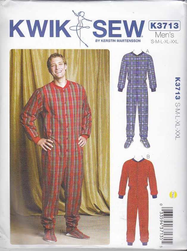 Kwik Sew Sleeper Pattern.KWIK SEW Pattern 243 Infants Sleeper And ...