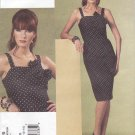 Vogue Sewing Pattern 1176 Misses Size 8-14 Michael Kors Sleeveless Summer Straight Dress