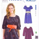 Kwik Sew Sewing Pattern 3538 Misses Sizes XS-XL (approx 8-22) Pullover Tunic Dress Obi Style Belt