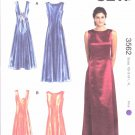 Kwik Sew Sewing Pattern 3562 K3562 Misses Sizes XS-XL Classic Sleeveless Princess Seam Dress