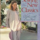 Sewing the New Classics: Clothes with Easy Style by Carol Parks Used Book NEW Patterns!
