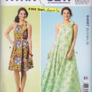 Kwik Sew Sewing Pattern 4057 Misses Sizes XS-XL (approx 8-22) Sun Dress Two Lengths