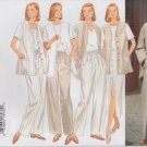 Butterick Sewing Pattern 3371 Misses Size 18-22 Easy J. G. Hook Wardrobe Pants Skirt Vest Jacket