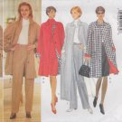 Butterick Sewing Pattern 4638 Misses Size 6-10 Easy Classics Reversible Coat Pants Skirt