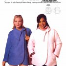 Butterick Sewing Pattern 5689 B5689 Womens Plus Size 18W-44W Easy Connie Crawford Outdoor Jacket