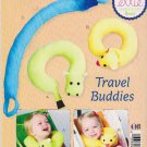 Kwik Sew Sewing Pattern 0127 Baby Travel Buddies Car Seat Neck Supports