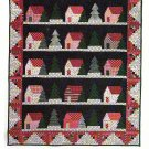 Cabin In the Woods Quilting Pattern Jean Wells Lawry Thorn