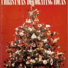 Reader's Digest Christmas Decorating Ideas Booklet Ornaments Stockings Wreaths