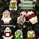 Plastic Canvas Bunny Ornaments by Linda Gillum 3079