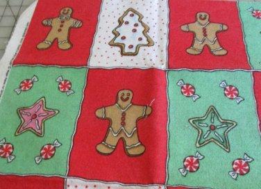 Daisy Kingdom #0632 Sugar and Spice Cut 'n Go Christmas Designs Garland Ornaments