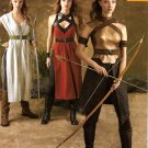 Simplicity Sewing Pattern W0109 0109 8074 Misses Size 14-22 Cosplay Warrior Costumes