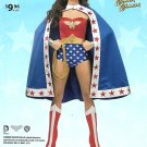 Simplicity Sewing Pattern W0113 0113 1024 Misses Size 6-14 DC Comics Wonder Woman Costume