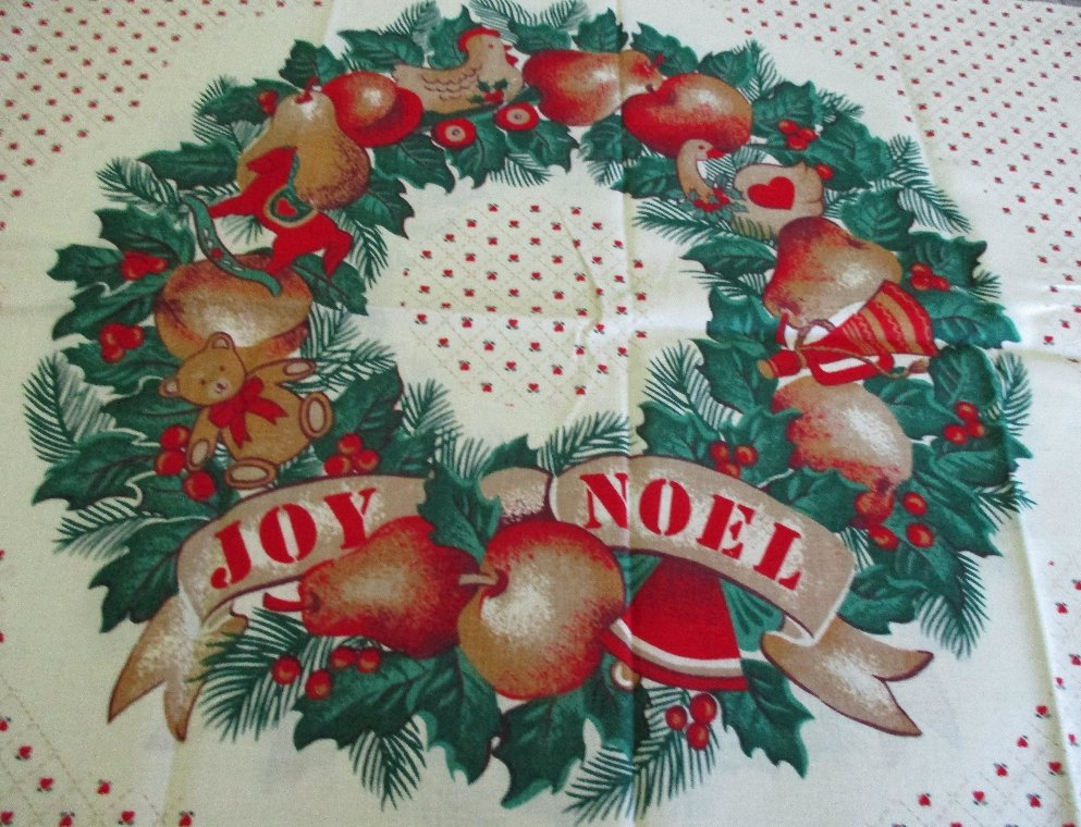 """Moonwishes Stash Builders Christmas 2 18"""" x 18"""" Country Classic Pillow Top #002 Cotton"""