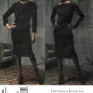 Vogue Sewing Pattern 2832 Misses Size 12-14-16 Suit Jacket Skirt Donna Karan