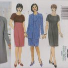 Butterick Sewing Patterns 6221 B6221 Womens Plus Size 16W-20W Raised Waist Dress Jacket Duster