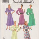 Simplicity Sewing Pattern 7800 Misses Size 16-20 Easy Classic Flared Skirt Dress