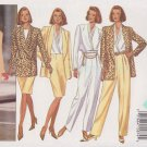Butterick Sewing Pattern 6711 B6711 Misses Size 6-10 Jacket Blouse Skirt Pants