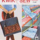 Kwik Sew Sewing Pattern 3990 K3990 Take Along Stadium Seat