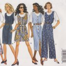 Butterick Sewing Pattern 6713 B6713 Misses Size 18-22 Easy Classic Top Jumper Jumpsuit