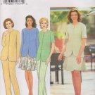 Simplicity Sewing Pattern 7238 Misses Size 18-22 Gored Skirt Long Pants Button Front Top