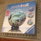 "NEW Underwater World 540 Piece Puzzleball Ravensburger Ages 12-99 9"" Ball"