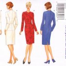 Butterick Sewing Pattern 5627 B5627 Misses Size 10 Fitting Shell Straight Long Sleeve Dress