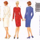 Butterick Sewing Pattern 5627 B5627 Misses Size 12 Fitting Shell Straight Long Sleeve Dress