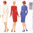 Butterick Sewing Pattern 5627 B5627 Misses Size 14 Fitting Shell Straight Long Sleeve Dress