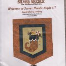 The Silver Needle Sugarplum Stocking Lynda Watkins Counted Cross Stitch Embroidery Kit