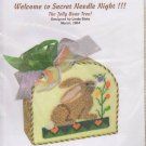 The Silver Needle The Jelly Bean Tree! Linda Stolz Counted Cross Stitch Embroidery Kit