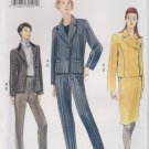 Vogue Sewing Pattern V7150 7150 Misses Size 14-18 Easy Jackets Skirt Pants Wardrobe