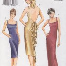Vogue Sewing Pattern 8030 V8030 Misses Size 18-22 Easy Formal Evening Gown Dress