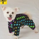 Simplicity Sewing Pattern A2082 2082 Dog Sizes S-L Easy Knit Pull-On Dog Coat