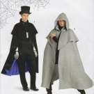 Simplicity Sewing Pattern H0100 Men's Size XS-XL Easy Costumes Capes OOP HTF