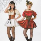 Simplicity Sewing Pattern H0104 Miss Size 6-16 Easy Costumes Top Skirt Corset Vest OOP