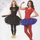 Simplicity Sewing Pattern H0115 Misses Size ONZ Easy Costume Tulle TuTu OOP