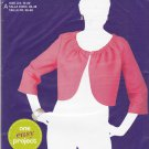 Simplicity Sewing Pattern C1973 1973 Misses Size 10-22 Easy Bolero Jacket