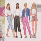 Butterick Sewing Pattern B6946 6946 Misses Sizes 6-10 Easy Shorts Pants Capris