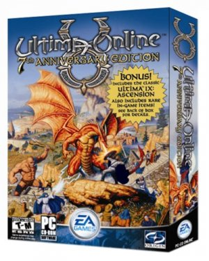 Ultima Online 7th Anniversary CD Key Code!